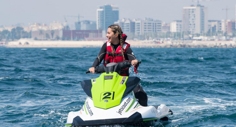 Jet Ski hire in Barcelona